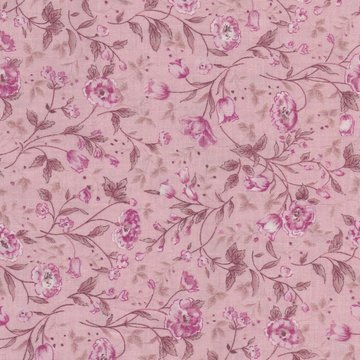 Lecien Mrs. March Collection roze roos