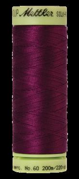 Mettler Silk Finish Cotton 60, 0157 pruim