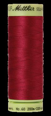 Mettler Silk Finish Cotton 60, 0629 warm rood