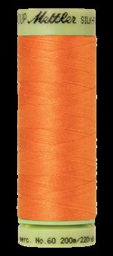 Mettler Silk Finish Cotton 60, 1401 licht oranje
