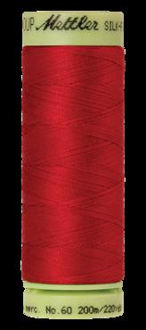 Mettler Silk Finish Cotton 60, 0504 rood