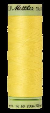 Mettler Silk Finish Cotton 60, 3507 fris geel