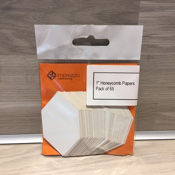 Imprezzio Template Honeycomb Papers