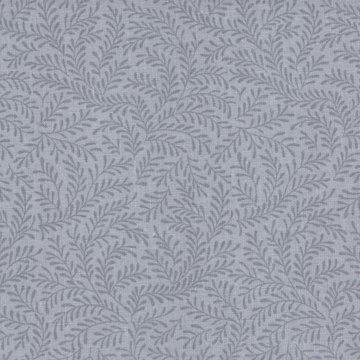 Windham Quilt Back grijs met een grijs takje dubbelbreed
