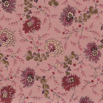 Andover Bally Hall roze bloem