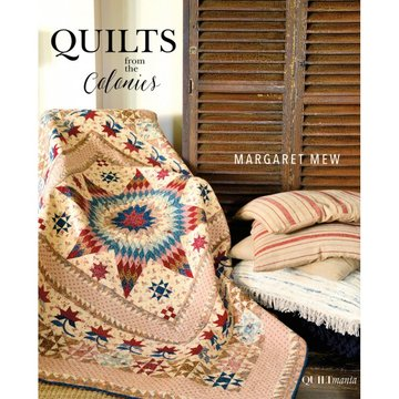 Quilts from the Colonies, Margaret Mew
