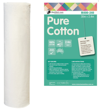 Matilda's own Pure Cotton