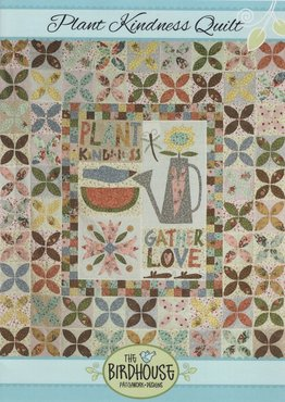 Patroon: Plant Kindness Quilt, Natalie Bird, The Birdhouse