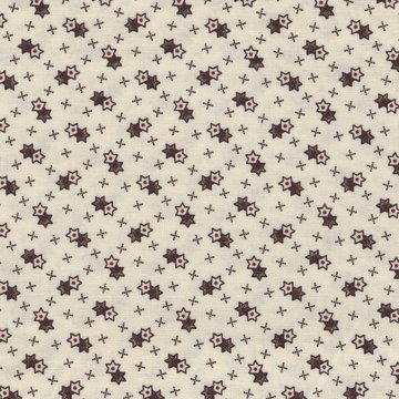 Windham Fabrics Kindred Spirits Sisters ecru sterretje