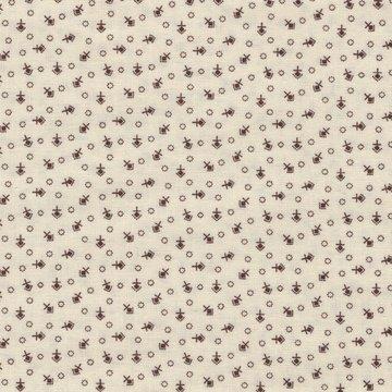 Windham Fabrics Kindred Spirits Sisters ecru bruin werkje