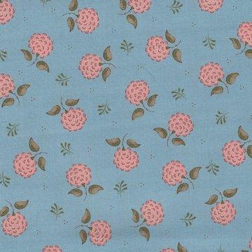 EQP Modern Traditions blauw bloem