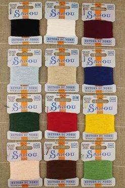 Sajou Retors Du Nord borduurgaren 12 kleuren sortering 3