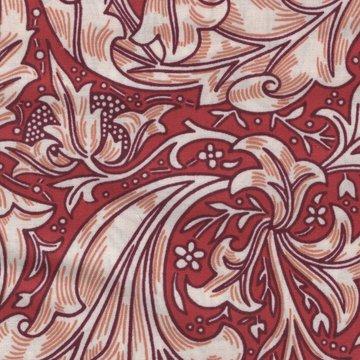 Free Spirit / Morris & co. Kelmscott rood grote tak