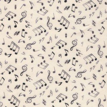 Elizabeth's Studio jazz ecru muzieknoten