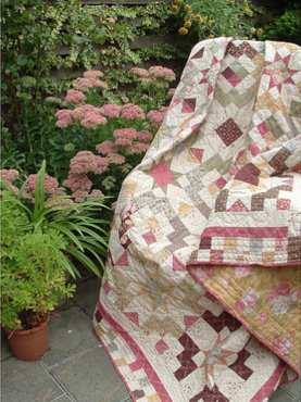 Patroon: Summer Memories, Ellie's Quiltplace, EQP