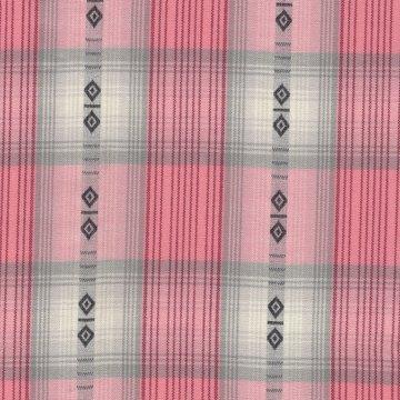 Robert Kaufman Pondarosa Plaids roze ruit