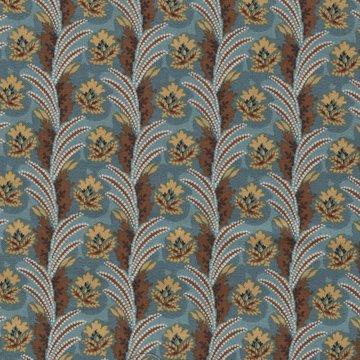 Andover Windermere Di Ford blauw streep takje