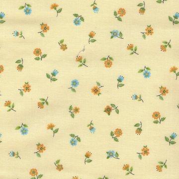 Andover/Makeower Bloom geel bloemetje