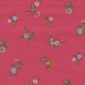 Liberty London The cottage garden roze bloemetje
