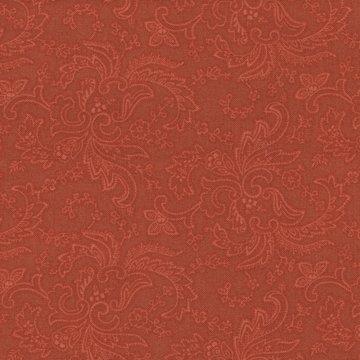 Windham Fabrics Color Wall oranje werkje