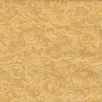 Windham Fabrics Color Wall geel scroll