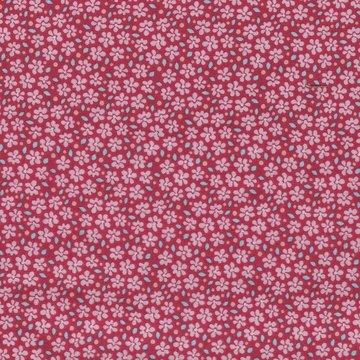 Tilda Bird Pond roze bloemetje