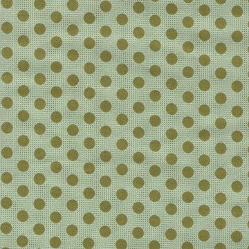 Tilda Medium Dots groene stip