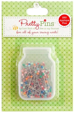 Pretty Pins Applique spelden