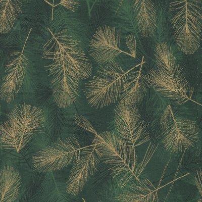 Stof a/s Christmas Wonders groen den