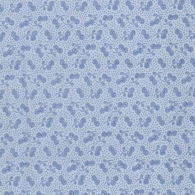 Tilda PlumGarden Berry Jam blauw