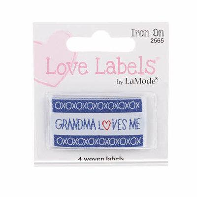 Lovelabels: Grandma loves me