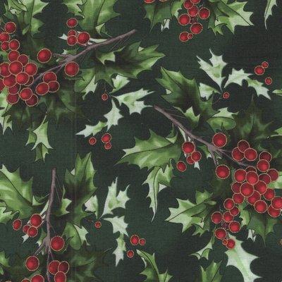Hoffman California Kerst groen hulsttak