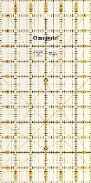 Omnigrid universele liniaal 6 x 12 inch