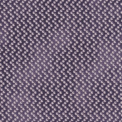 Penny Rose Fabrics Mourning Gray and Purple paars stip