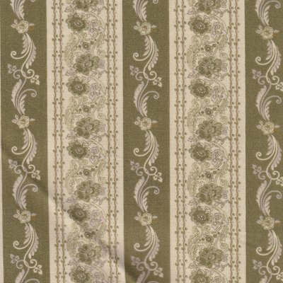 Penny Rose Fabrics The Era Of Jane groen streep