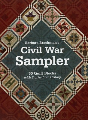 Boek: Civil War Sampler, Barbara Brackman