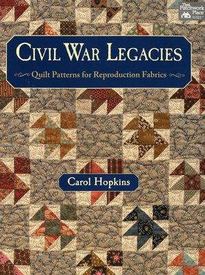Civil War Legacies, Carol Hopkins