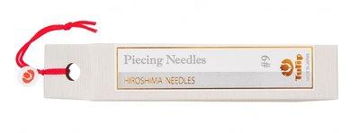 Tulip Piecing Needles (patchwork naalden) maat 9