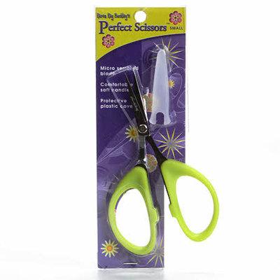 Perfect Scissors Small, schaar 4 inch blauw