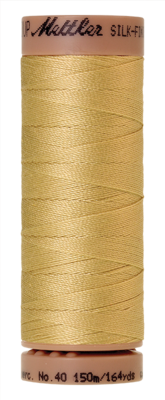Mettler Silk Finish Cotton 40, 1412 lichtgeel