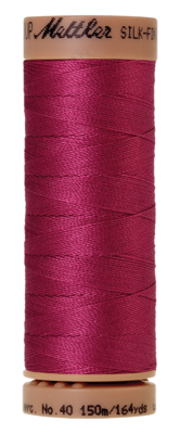 Mettler Silk Finish Cotton 40, 1417 fuchsia