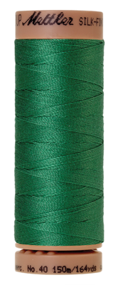 Mettler Silk Finish Cotton 40, 0224 groen