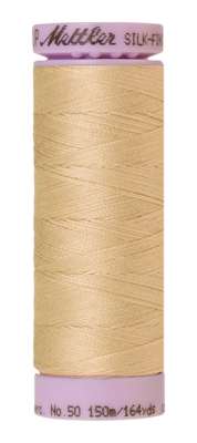 Mettler Silk Finish Cotton 50, 1000 naturel