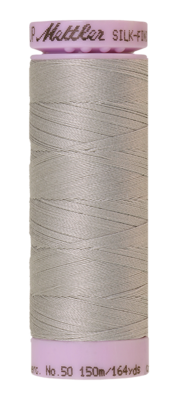 Mettler Silk Finish Cotton 50, 2791 lichtgrijs
