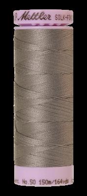 Mettler Silk Finish Cotton 50, 0322 grijs
