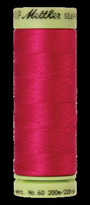 Mettler Silk Finish Cotton 60, 1421 fuchsia roze