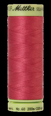 Mettler Silk Finish Cotton 60, 0628 roze rood