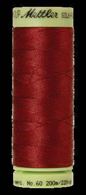 Mettler Silk Finish Cotton 60, 1074 roestbruin
