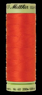 Mettler Silk Finish Cotton 60, 0450 oranje