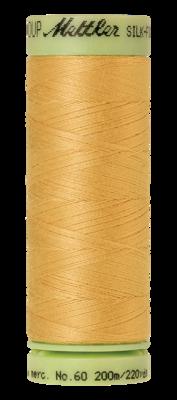 Mettler Silk Finish Cotton 60, 0891 goudgeel